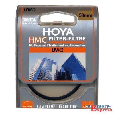 MX27352 58mm UV(C) Filter, HMC