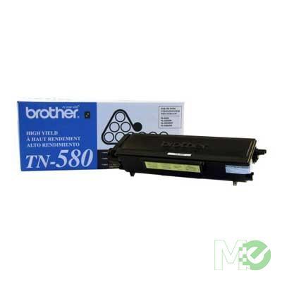 MX27713 TN 580 Toner Cartridge, Black