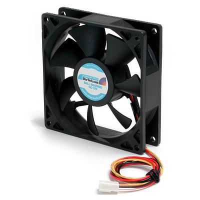 MX2837 92mm High Air Flow Dual Ball Bearing Case Fan w/ TX3 Connector