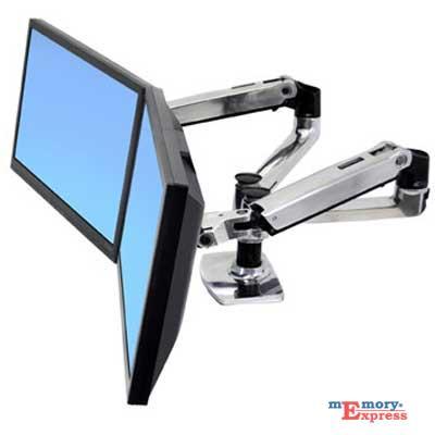 MX28539 LX Dual Side-by-Side Dual Monitor Arm