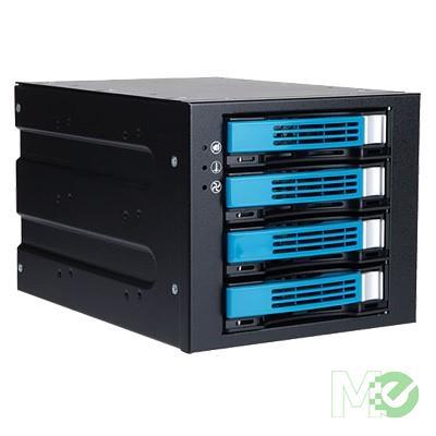 MX31460 IW-SK34A-S2 4-Drive Hot-Swap SATA/SAS Drive Bay