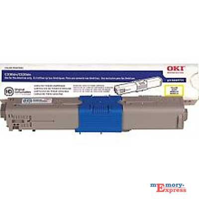MX32258 C17 Toner Cartridge, Yellow