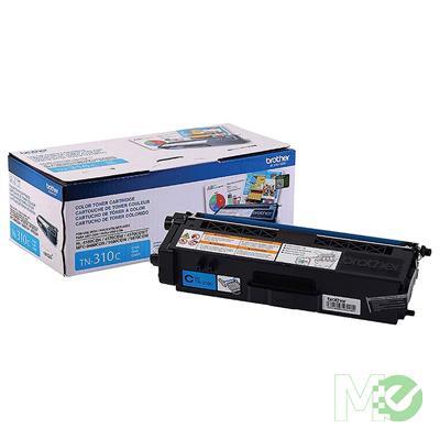 MX33497 TN310C Toner Cartridge, 1500-Pages, Cyan
