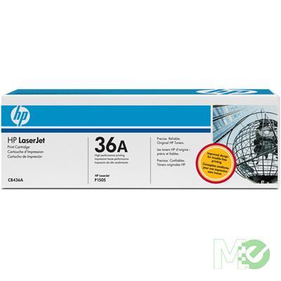 MX34872 LaserJet 36A Print Cartridge, Black