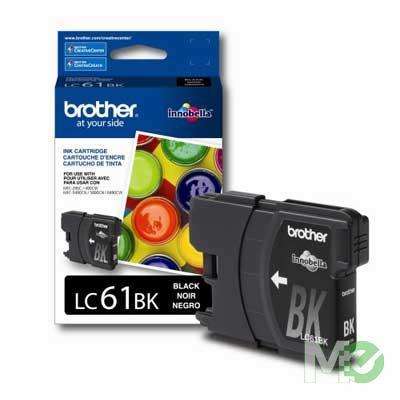 MX34917 LC61BK Print Cartridge, Black