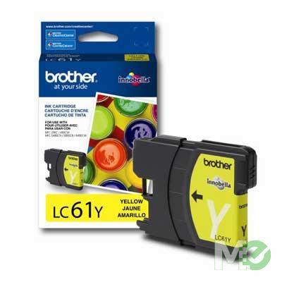 MX34922 LC61Y Ink Cartridge, Yellow