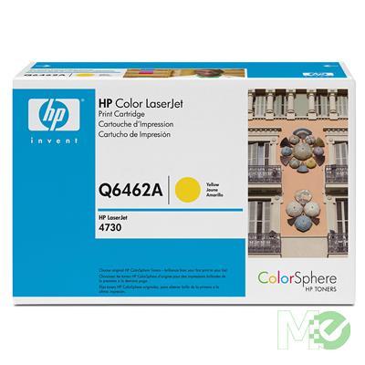 MX35915 Color LaserJet 644A Print Cartridge, Yellow