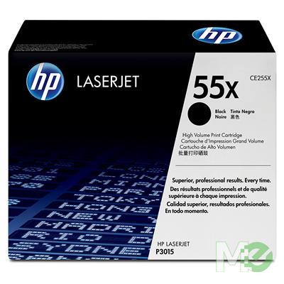 MX36101 LaserJet 55X Print Cartridge, Black