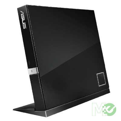 MX37594 SBC-06D2X External 6x Blu-ray Combo Drive, Black