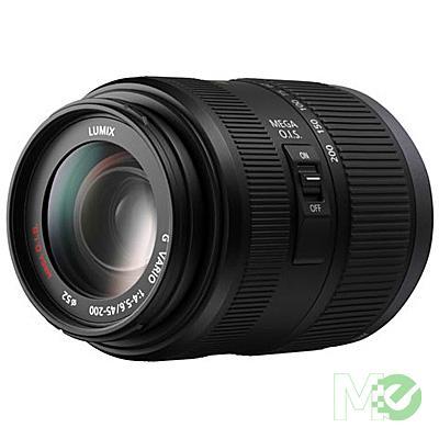 MX37790 Lumix G Vario 45-200mm f/4.0-5.6 w/Mega O.I.S.