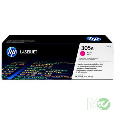 MX38603 CE413A Color LaserJet 305A Series Print Cartridge, Magenta