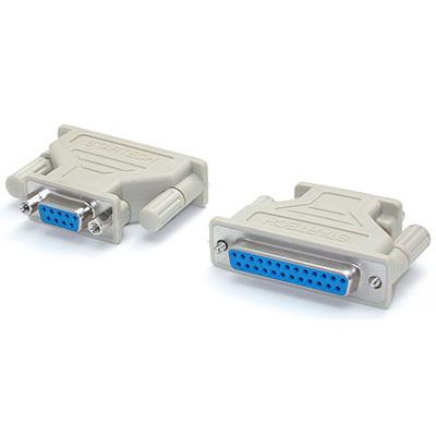 MX388 Serial Adapter, DB9F to DB25F