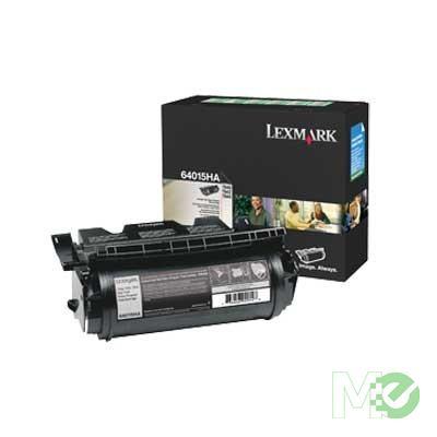 MX39483 64015HA High Yield Laser Toner Cartridge, Black