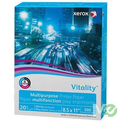 MX40602 Vitality Multipurpose Printer Paper, 500 Sheets