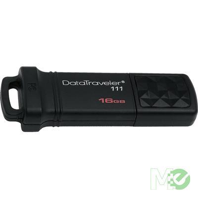 MX41369 DataTraveler 111 USB Drive, 16GB
