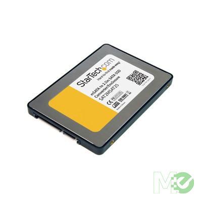 MX42029 mSATA to 2.5in SATA Adapter Enclosure