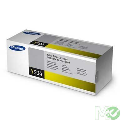 MX43012 CLT-Y504S Toner Cartridge, Yellow