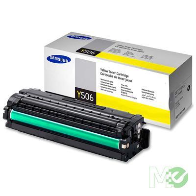MX44124 CLT-Y506S Toner Cartridge, Yellow