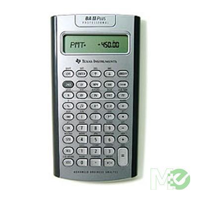 MX46005 BAII PLUS Pro Financial Calculator