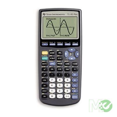 MX46007 TI-83 Plus Graphing Calculator
