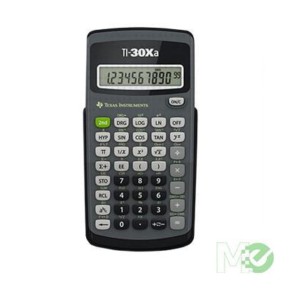 MX46011 TI-30Xa Scientific Calculator