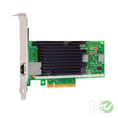 MX47260 X540-T1 10Gb PCI-E Converged Ethernet Adapter, Single Port, RJ45