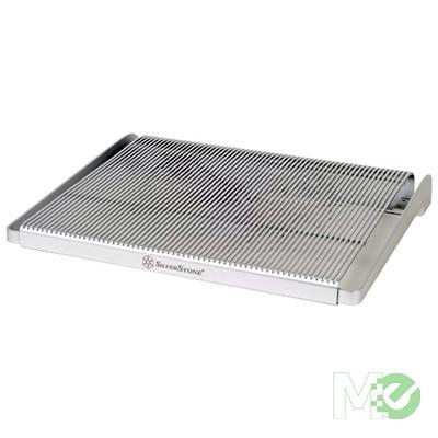MX47962 NB04S Aluminum Notebook Cooler, Silver