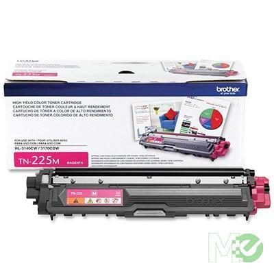 MX48227 TN-225M High Yield Toner Cartridge, Magenta