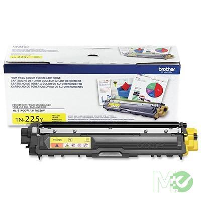 MX48228 TN-225Y High Yield Toner Cartridge, Yellow