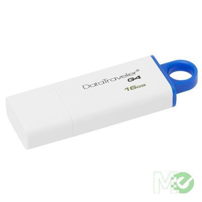 MX49030 DataTraveler G4 USB Flash Drive, 16GB