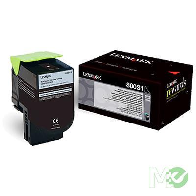 MX49404 800S1 Toner Cartridge, Black