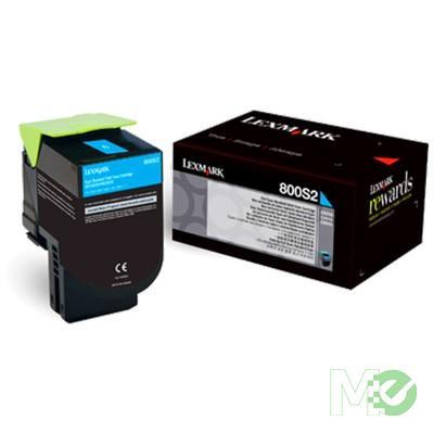 MX49416 800S2 Toner Cartridge, Cyan