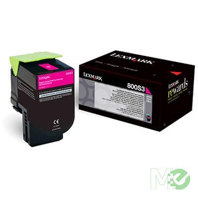 MX49418 800S3 Toner Cartridge, Magenta