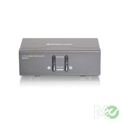MX50925 2 Port VGA KVM Switch, PS2 & USB