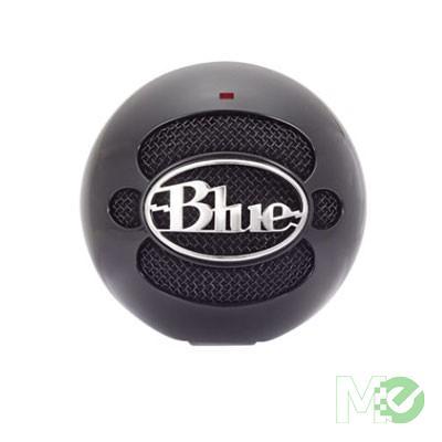 MX51120 Snowball Microphone, Gloss Black