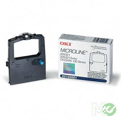 MX5180 Print Ribbon for Microline Series, Black
