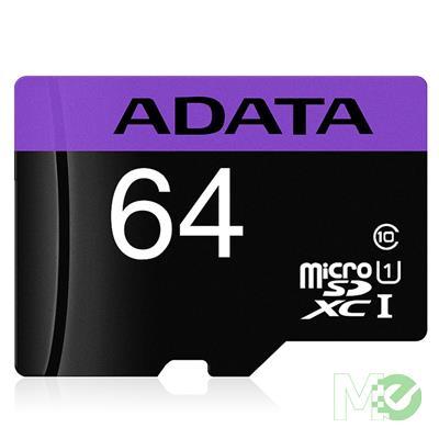 MX52300 Premier microSDXC UHS-I Card, 64GB
