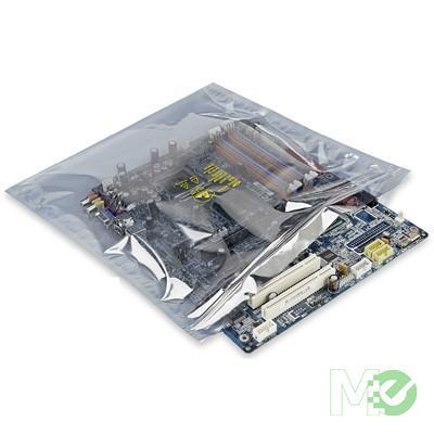 MX52869 12x12in Reclosable ESD Shielding Bag