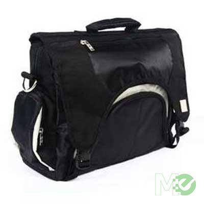 MX53201 PVMNT Series Briefcase Laptop Case, 15.6in