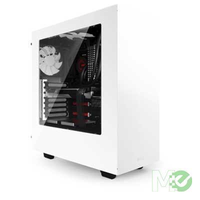 MX53532 S340 ATX Case, White