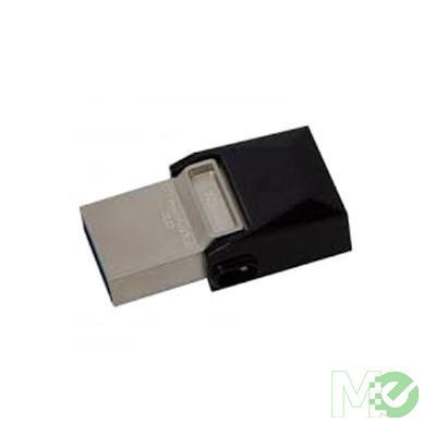 MX54084 DataTraveler microDuo 3.0 USB OTG Drive, 32GB