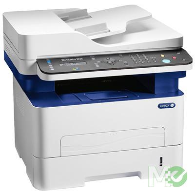 MX55073 WorkCentre 3225/DNI Monochrome Multifunction Printer w/ Fax, E-mail, Wi-Fi