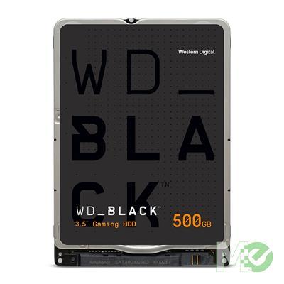 MX55257 Black 500GB Performance Mobile Hard Drive, SATA III w/ 32MB Cache