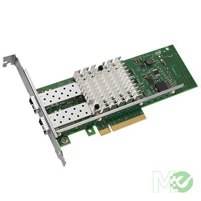 MX55340 X520-DA2 Dual-Port SFP+ Converged Network Adapter, PCI-E