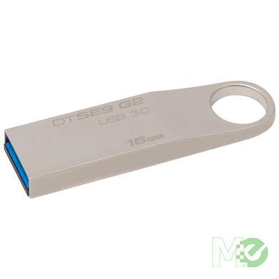 MX55798 DataTraveler SE9 G2 USB 3.0 Flash Drive, 16GB