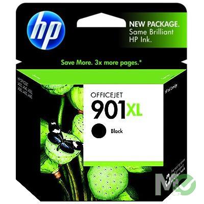 MX56293 901XL OfficeJet Ink Cartridge, High Yield, Black