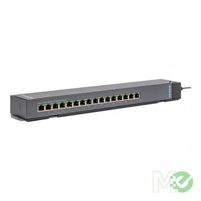 MX56579 GSS116E 16-Port Web Managed Click Switch