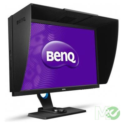 MX58057 SW2700PT 27in Professional WQHD LED LCD w/ HAS, USB 3.0 Hub, Shade Hood