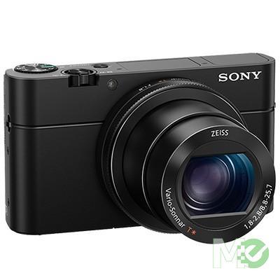 MX58374 Cyber-shot RX100 IV Digital Camera, Black