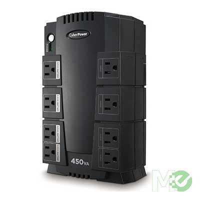 MX60031 SE450G 450VA UPS Battery Backup w/ 8 Outlets